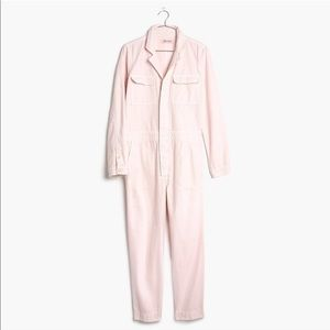Madewell coverall jumpsuit size small
